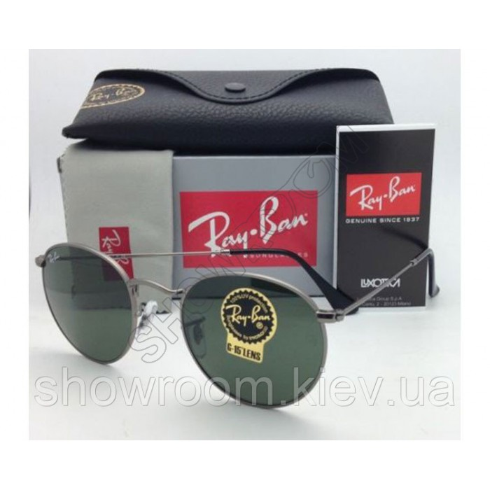 Мужские солнцезащитные очки RAY BAN 3447 029 LUX