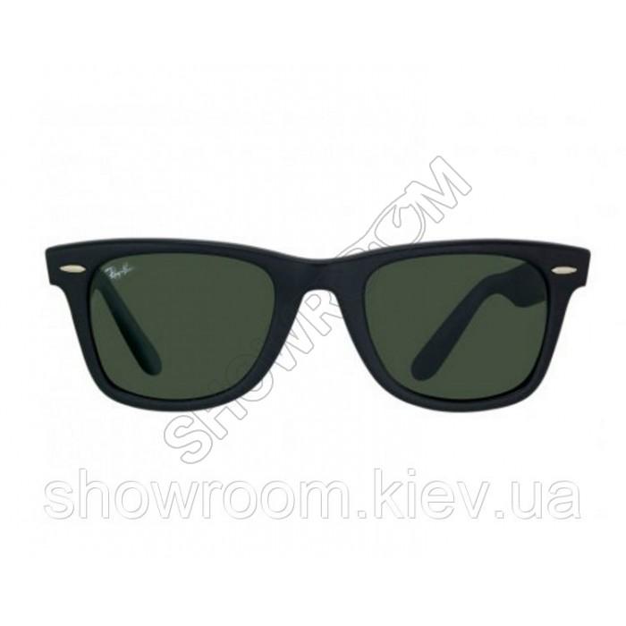 Женские солнцезащитные очки RAY BAN Wayfarer 2140-901 LUX