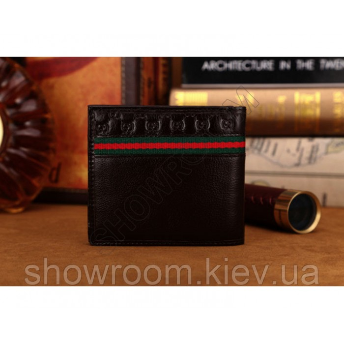 Мужское портмоне Gucci (306790) brown