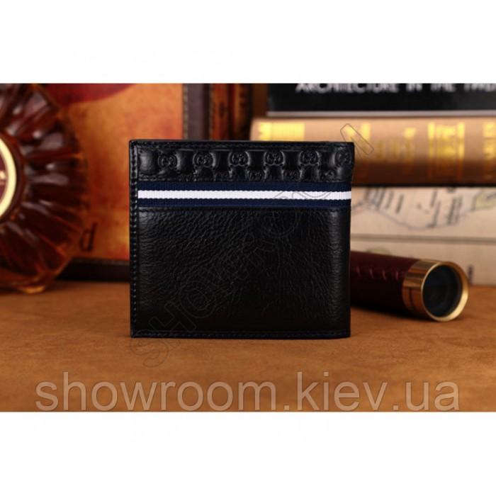 Мужское портмоне  Gucci (306790) blue