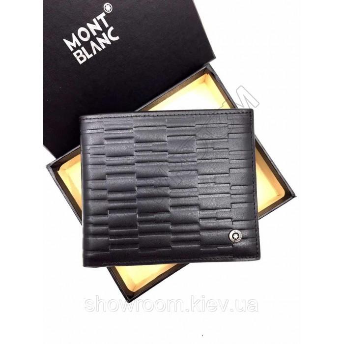 Мужское портмоне Montblanc (610) black