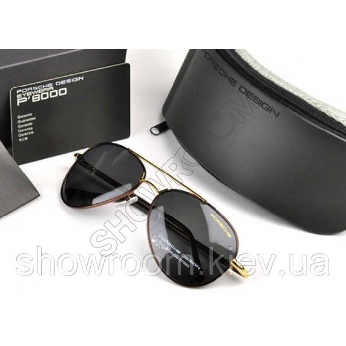 Солнцезащитные очки Porsche Design c поляризацией (p-8510) copper