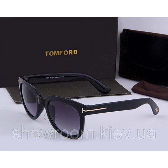 Мужские солнцезащитные очки Tom Ford (5179) black