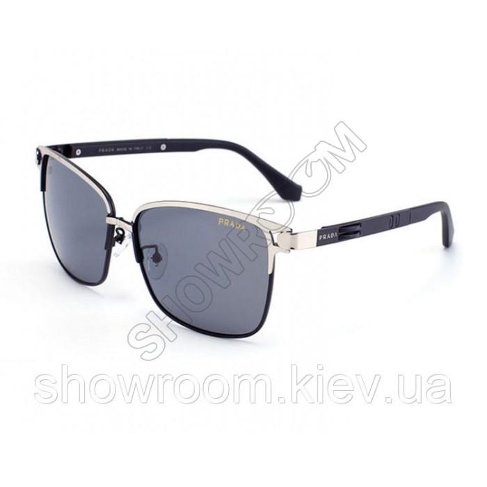 Солнцезащитные очки Prada (PR 039) silver