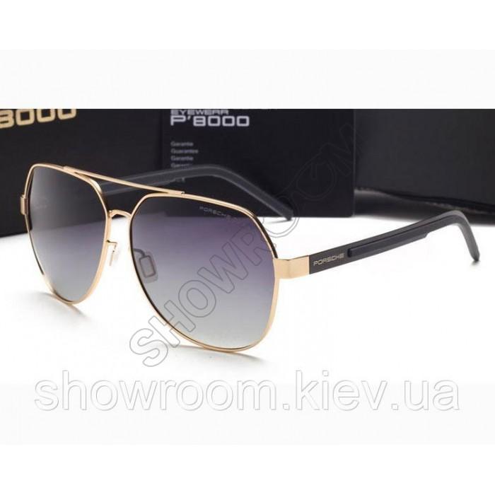Солнцезащитные очки Porsche Design (5210 ) gold
