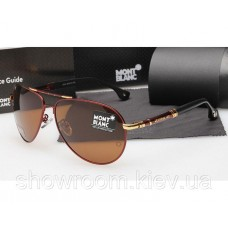 Сонцезахисні окуляри Montblanc (5512) copper
