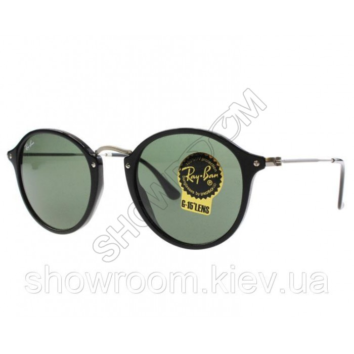 Мужские солнцезащитные очки Ray Ban 2447 901 black Lux