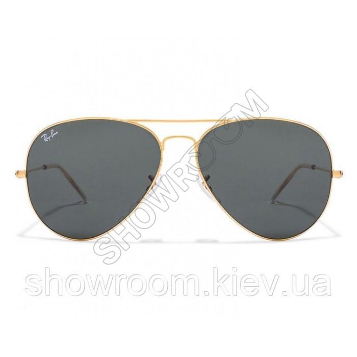 Женские солнцезащитные очки RAY BAN aviator 3025,3026 (001/62) Lux