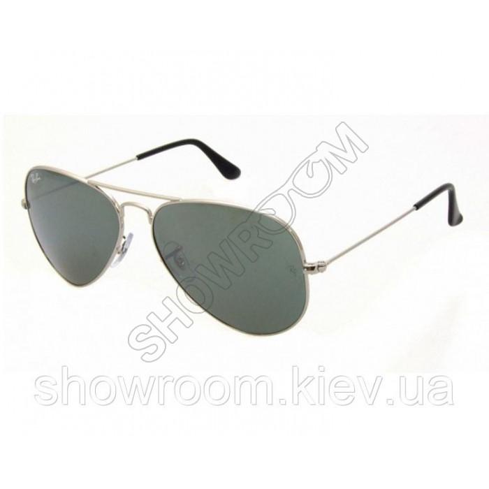 Мужские солнцезащитные очки RAY BAN aviator 3025,3026 (003/62) Lux