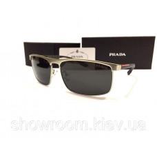 Сонцезахисні окуляри Prada (sps 54) silver