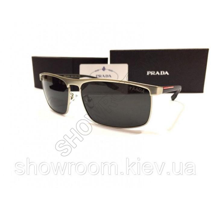 Солнцезащитные очки Prada (sps 54) silver