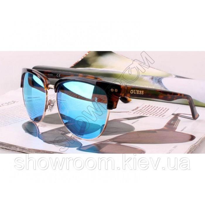 Солнцезащитные очки Guess (GUF 0283 blue) Lux