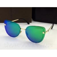 Женские солнцезащитные очки Louis Vuitton (18003) green
