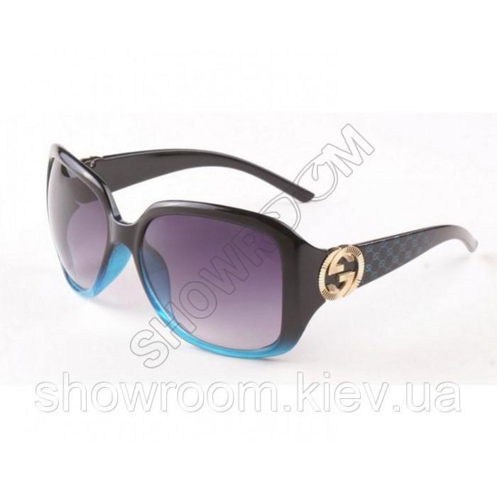 Солнцезащитные женские очки (3163) blue