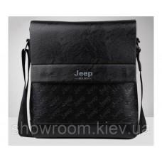 Сумка мужская Jeep (1210) черная