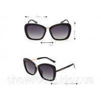 Солнцезащитные брендовые очки (15174) rose