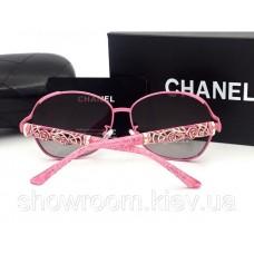 Женские брендовые солнцезащитные очки (6108) rose