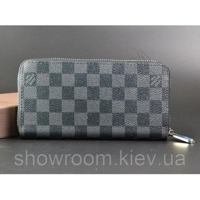 Чоловічий гаманець Louis Vuitton (60017) grey