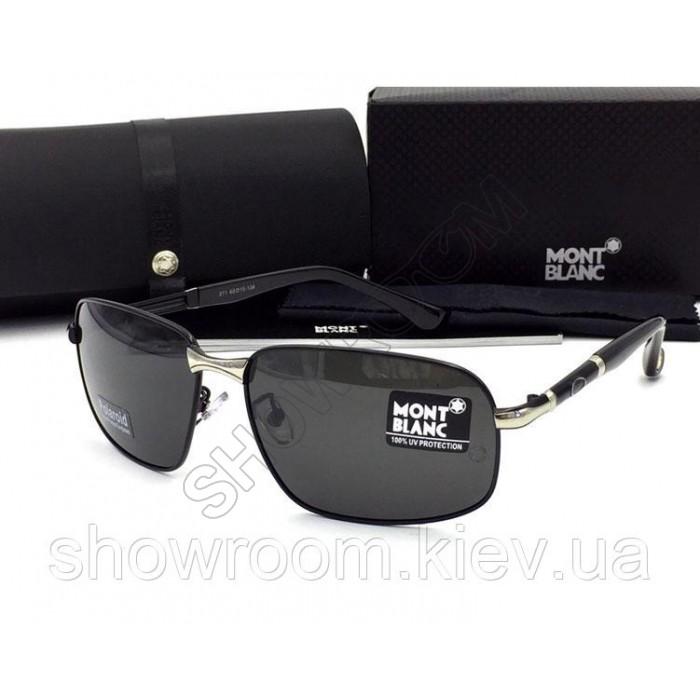 Солнцезащитные очки Montblanc (271) black
