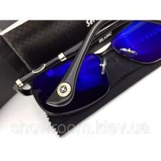Сонцезахисні окуляри Montblanc (271) black