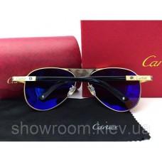Сонцезахисні окуляри Cartier (8200588) brown