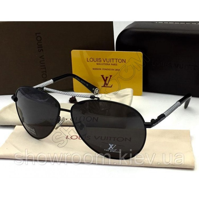 Солнцезащитные очки Louis Vuitton (0769) black