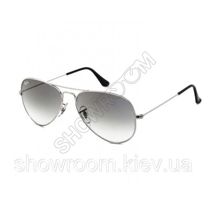 Мужские солнцезащитные очки RAY BAN aviator 3025,3026 (003/32) Lux