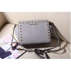 Жіноча сумка crossbody Selma (3233) grey