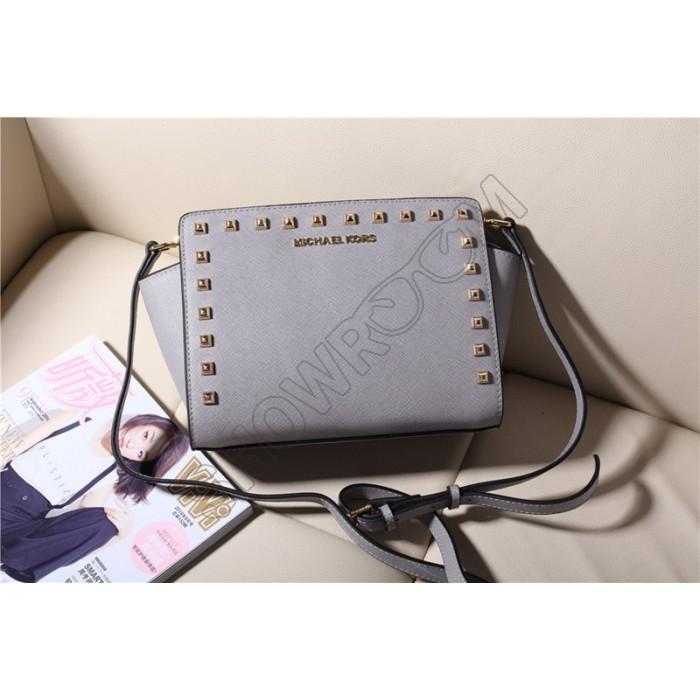 Женская сумка crossbody Selma (3233) grey