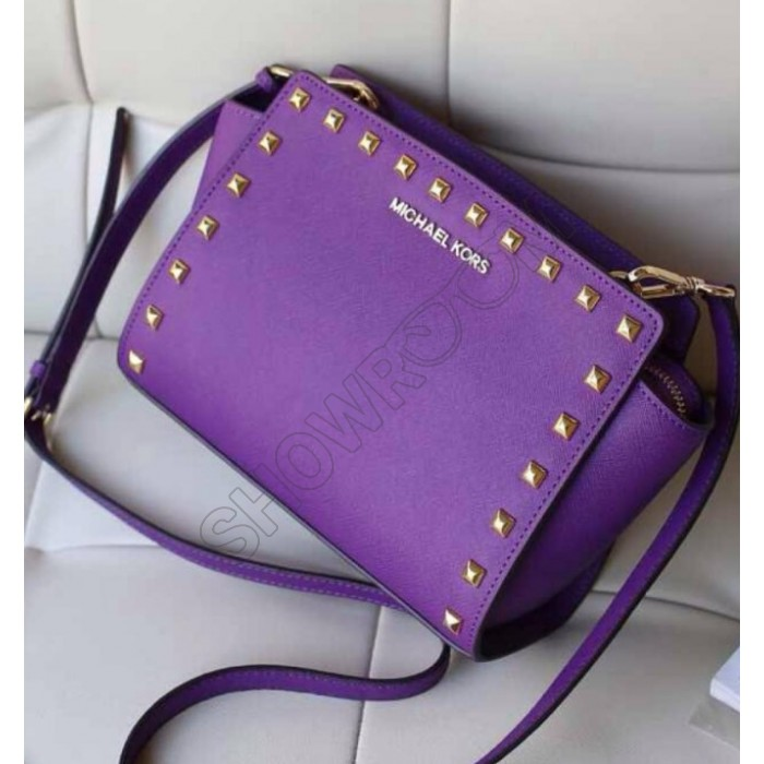 Женская сумка crossbody Selma (3233) purple