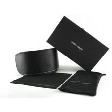 Брендовый чехол для мужских солнцезащитных очков Armani